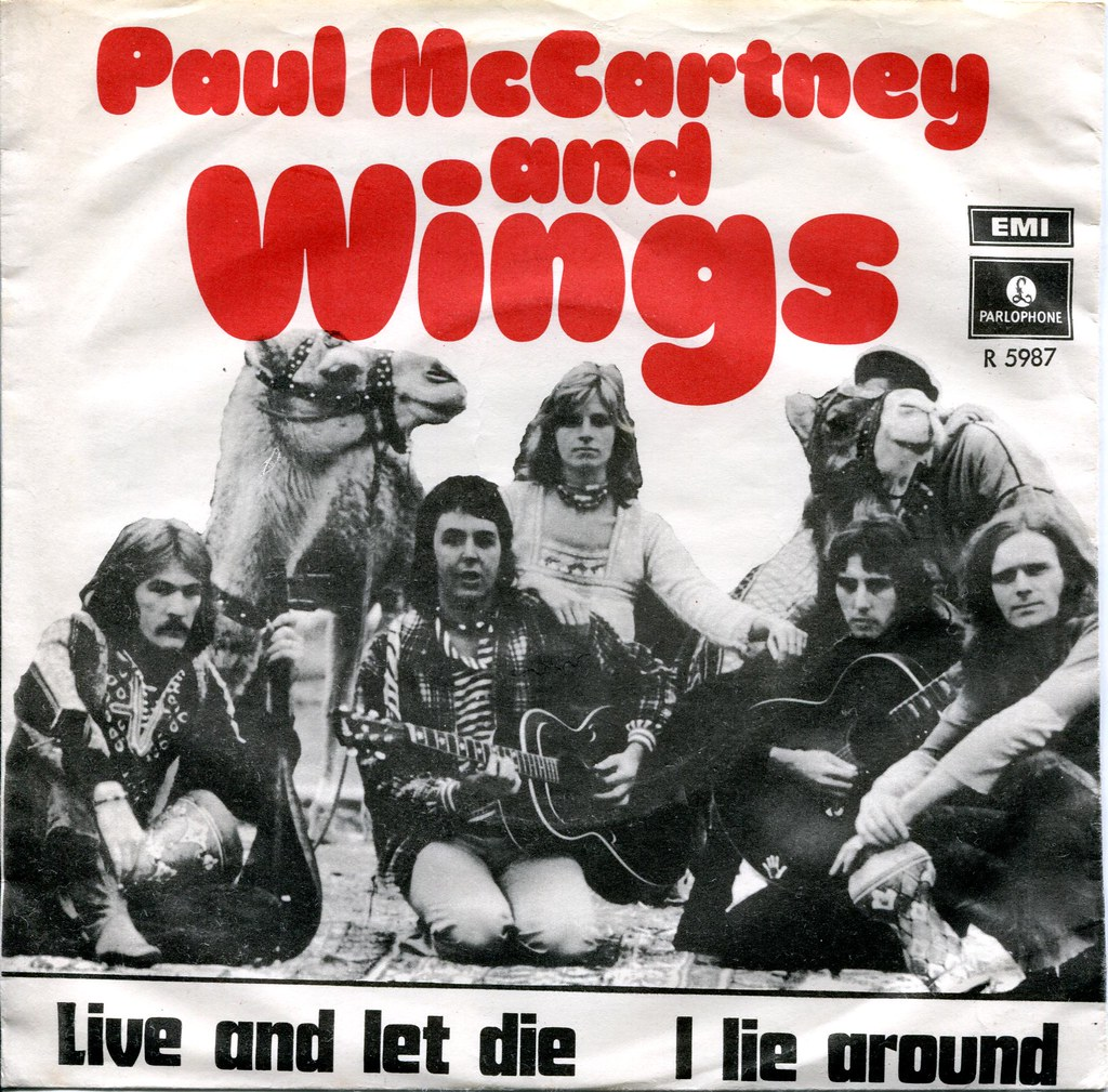 Álbum de Paul Mc Cartney & Wings