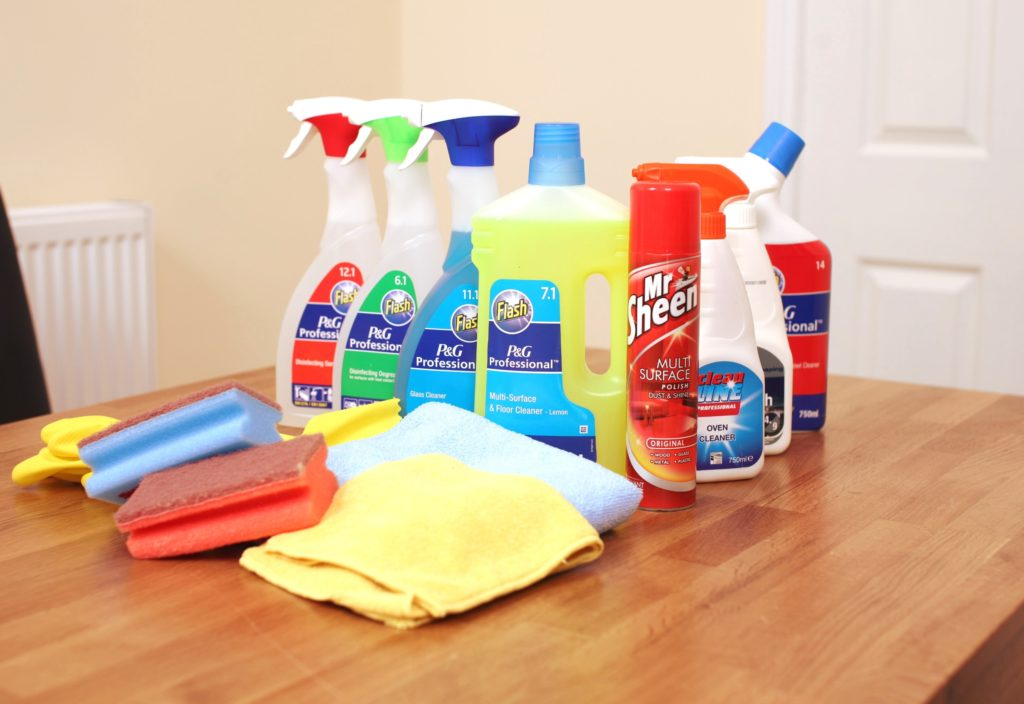 Cómo desinfectar nuestra casa en época de coronavirus