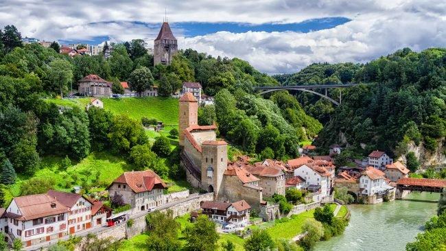 En Friburgo viven un total de 38.500 personas